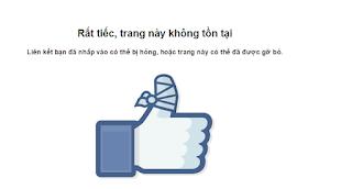 Hướng dẫn Chặn người dùng trên Facebook