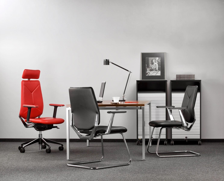 Wygodne i ergonomiczne krzesła biurowe