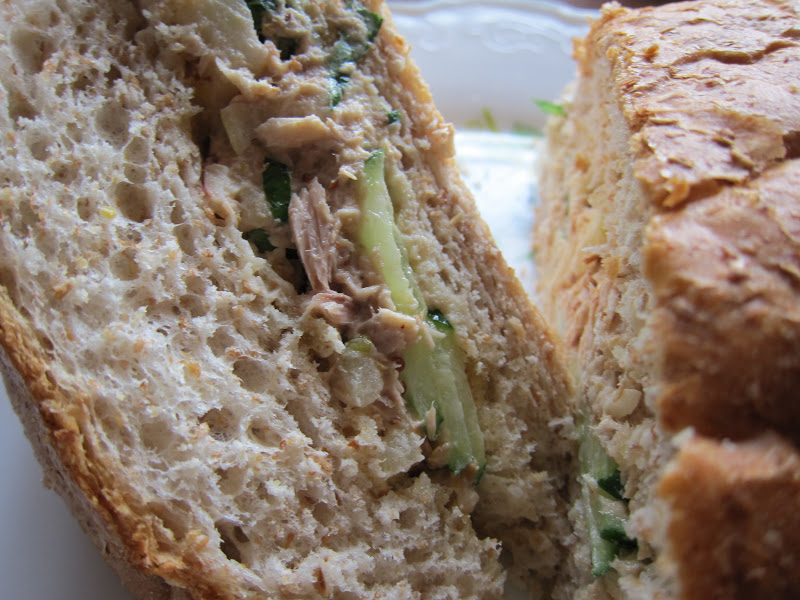 ingredients tuna salad basic recipe 1 can of chunky tuna