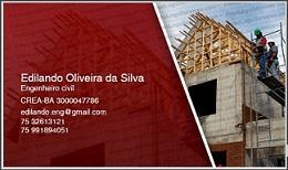 EDILANDO OLIVEIRA DA SILVA