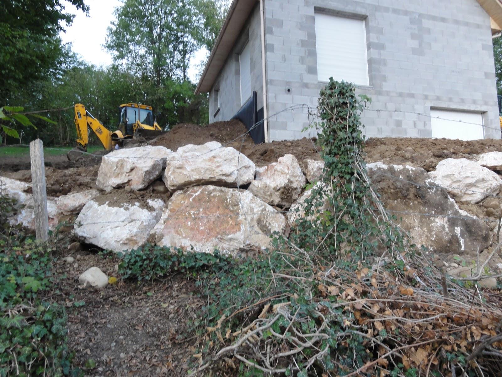 Ext rieur mur de sout nement et remblais construction for Construction mur exterieur quebec