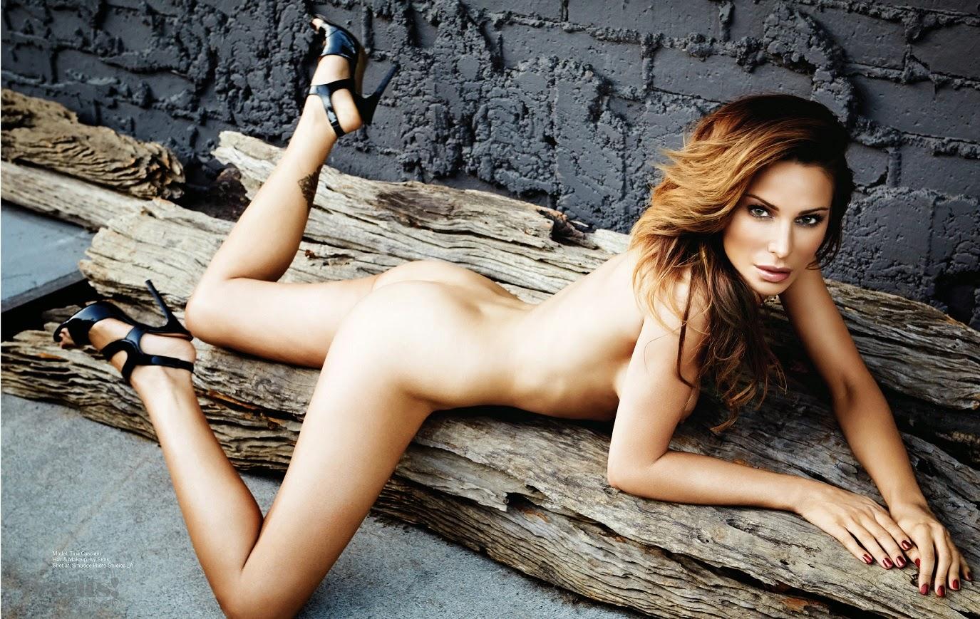 Ethnic sexy nude