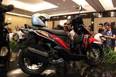 Spesifikasi dan Harga Motor Skutik TVS Dazz