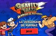 Gravity Falls La Venganza de Rumble