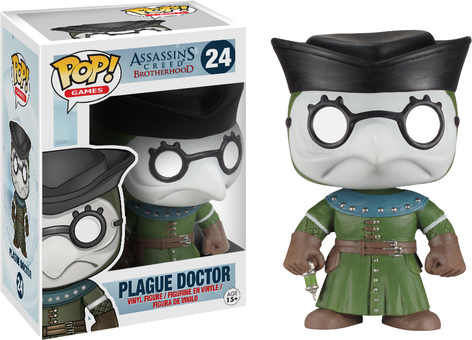 Funko Pop! Plague Doctor