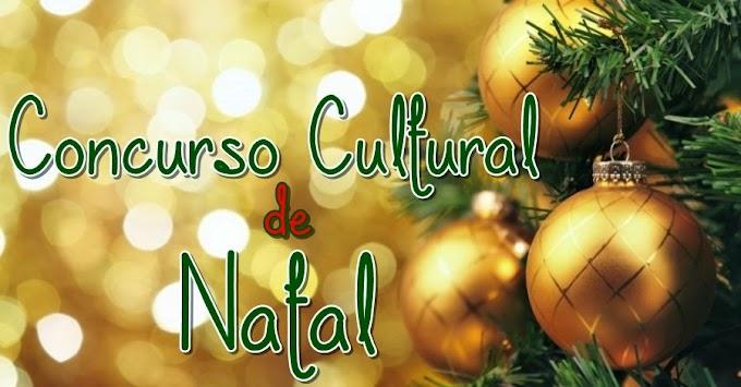 Resultado do Concurso Cultural de Natal