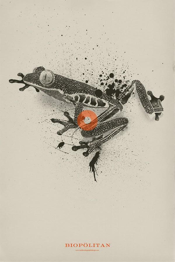 Mark Brooks Poster Designs