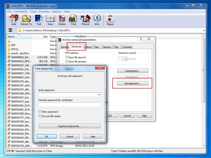 ���� ������ ��� ��� ������� �� ��� ����� WinRAR 5.00 Beta 6 x86x64
