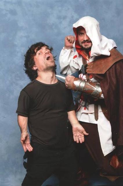 Ezio Auditore Peter Dinklage - Juego de Tronos en los siete reinos