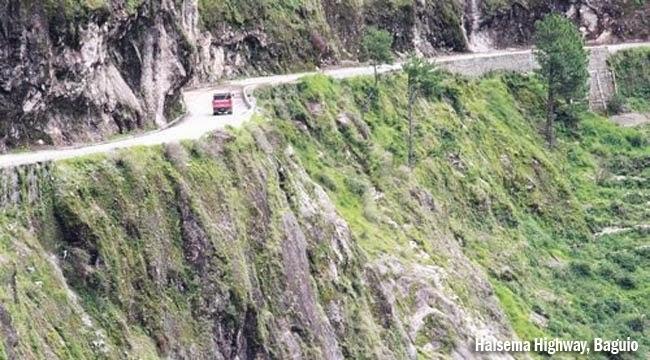 Halsema Highway, Baguio