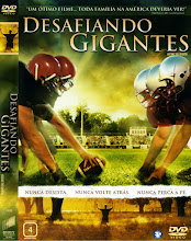 """Filme: """"Desafiando Gigantes"""""""