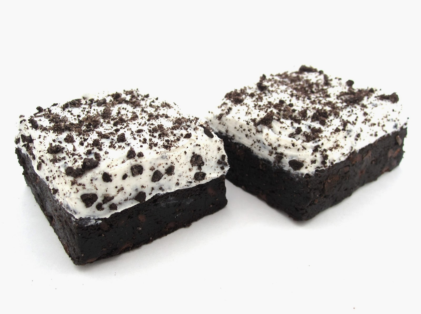 ... favorite ice cream in brownie form, with Cookies and Cream brownies