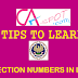 How To Remember Sections Numbers In Law : CA & CS Guides
