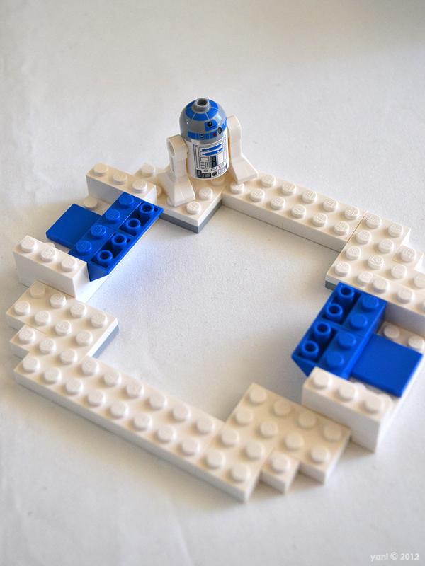 Yaniism Photo Friday Lego R2d2