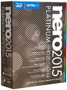 Nero 2015 Platinum + Ativação