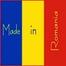 made in romania flag colors