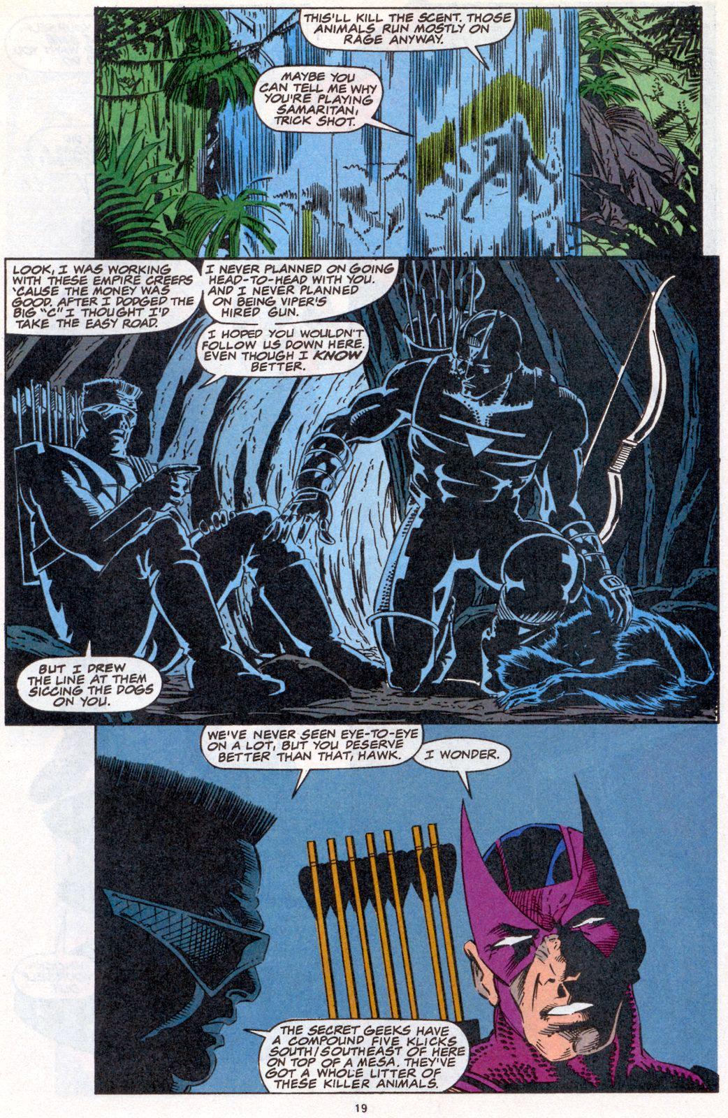 Hawkeye (1994) Issue #4 #4 - English 15