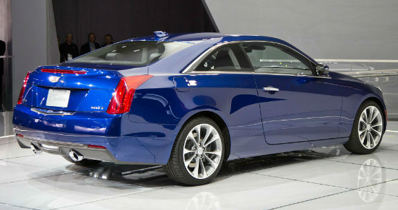 2015 Cadillac CTS Coupe Release Date