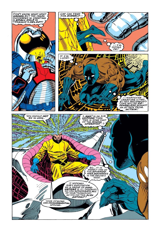 Captain America (1968) Issue #417 #366 - English 17