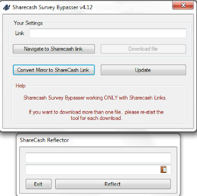 Sharecash Survey bypasser v4.12