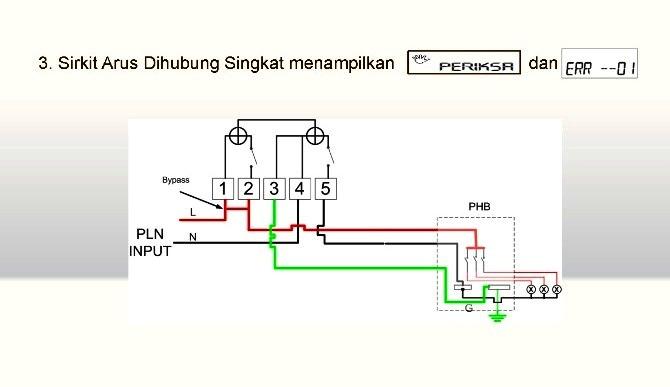 Wiring Diagram Kwh Meter Prabayar Wiring Data