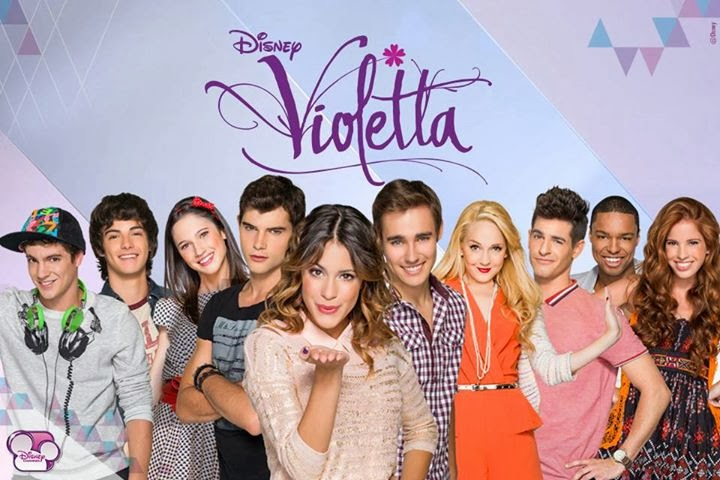 les plus belle photo de violetta