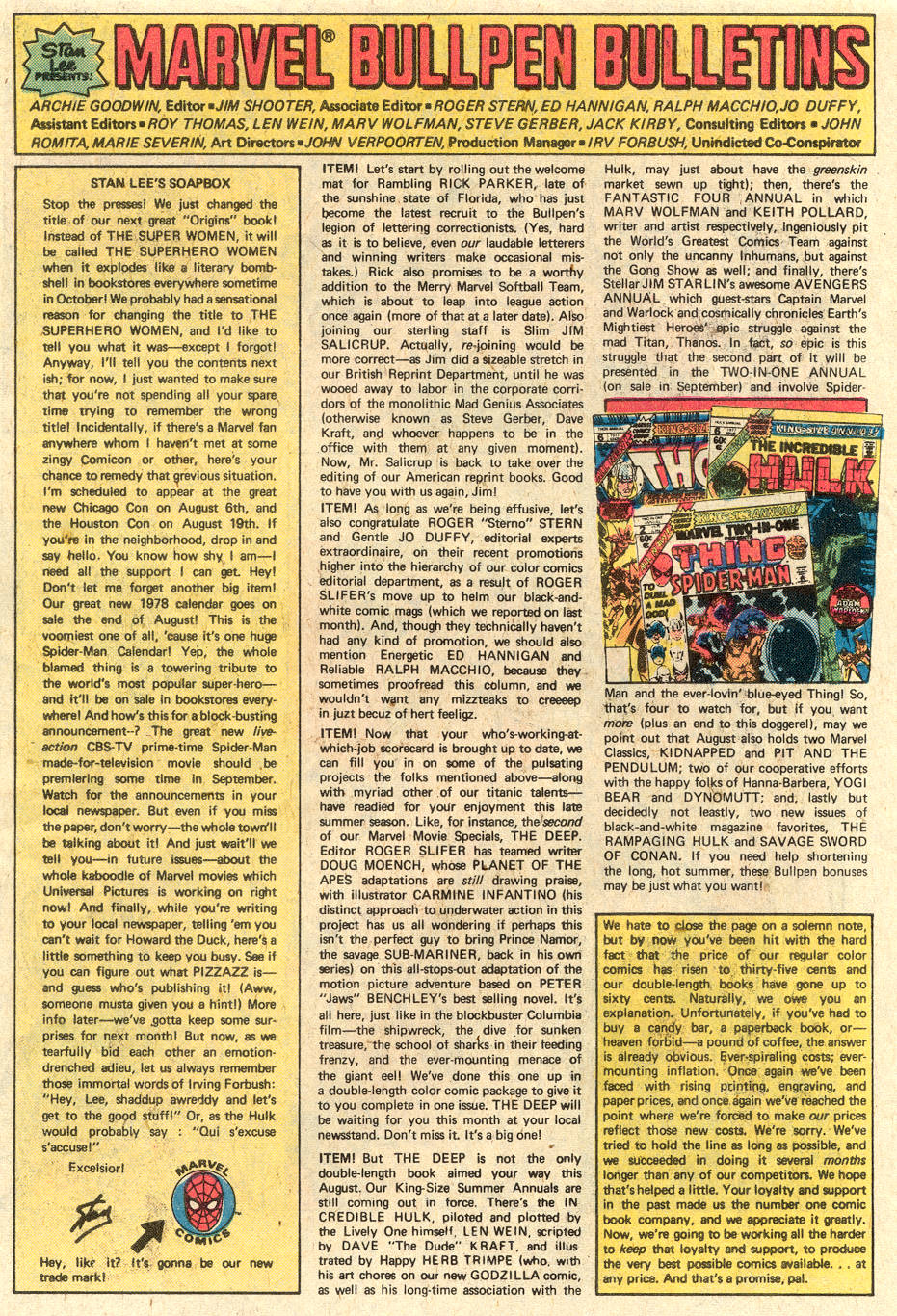 Conan the Barbarian (1970) Issue #80 #92 - English 20