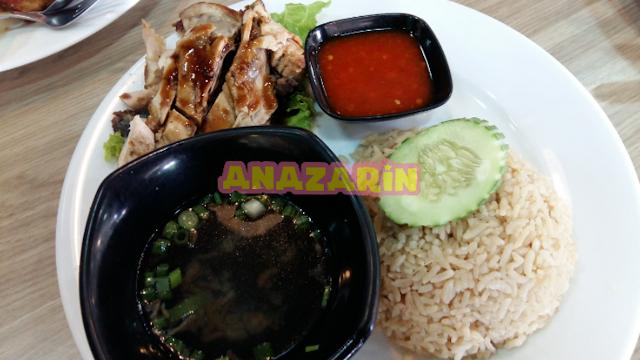 Masakan Melayu di Hot Pindang Kitchen Restoran Seksyen 10 Shah Alam