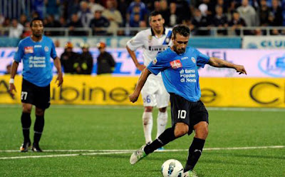 Novara 3 - 1 Internazionale Milan (2)