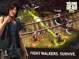 The Walking Dead No Man's Land 1.4.0.48 Mega Mod