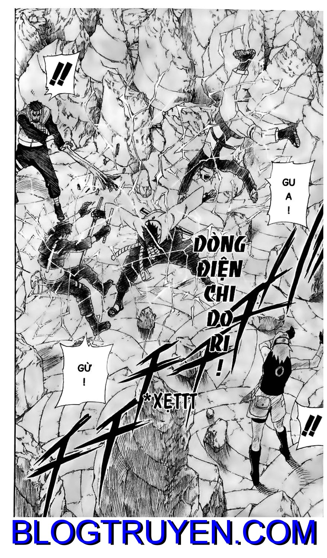 Naruto chap 308 Trang 4 - Mangak.info