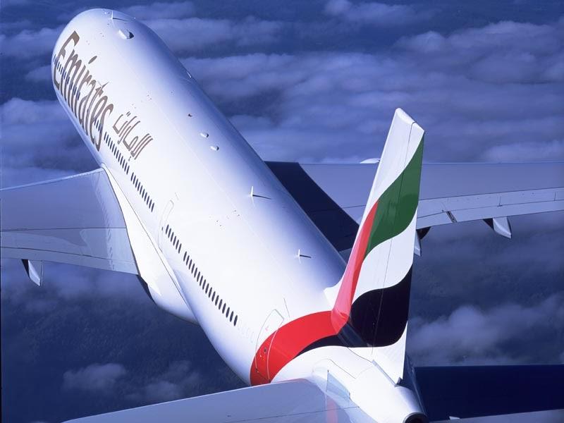 Emirates+lyon+Dubai