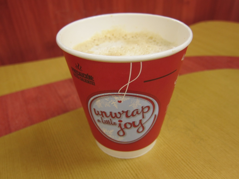 McDonald's new French Vanilla Latte features a new French Vanilla ...