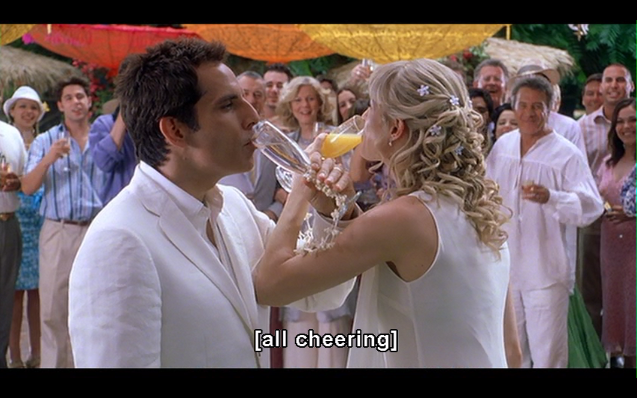 meet the fockers wedding