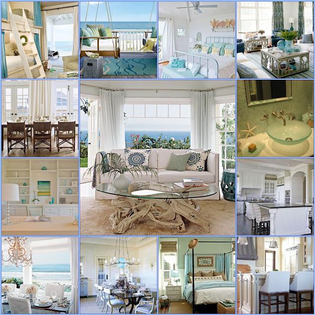 Coastal Chic Captivating With Coastal Chic Home Decor Photos