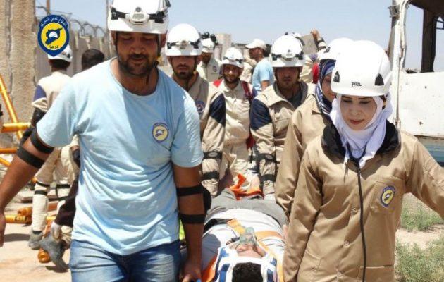 Χαλέπι. Αλήθειες και Ψέμματα (και τα Λευκά Κράνη του Σόρρος) +vid