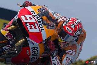 Marc Marquez Akan Menjadi Mimpi Buruk Bagi Lorenzo Ataupun Rossi