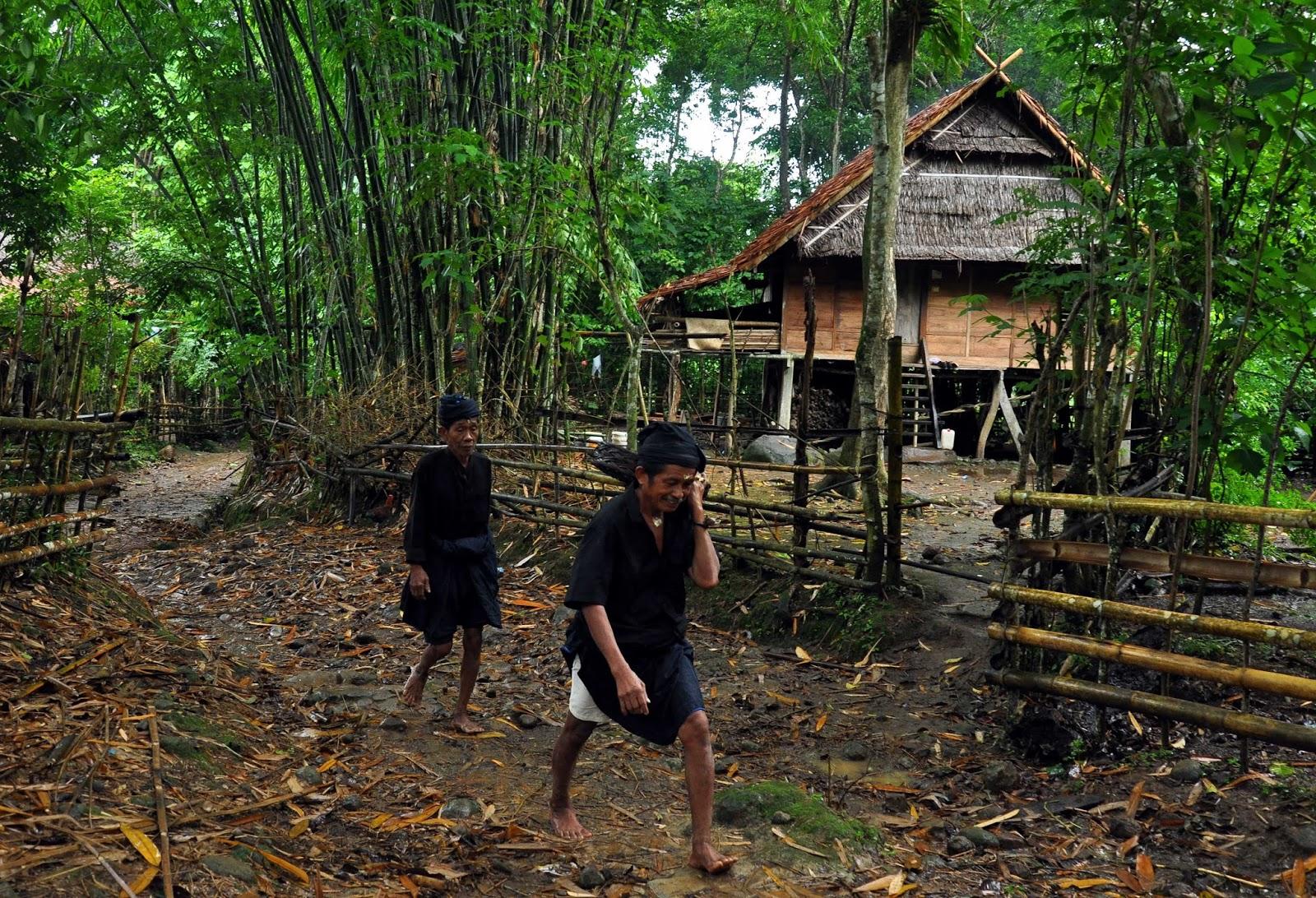 Suku Kajang Dalam: Hutan Adalah Seorang Ibu
