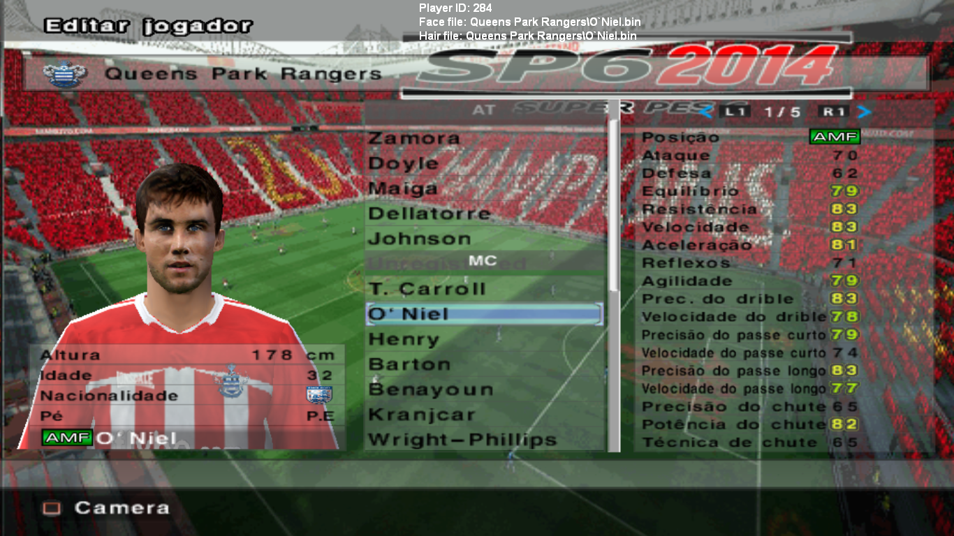 Robben pes 2011 patch