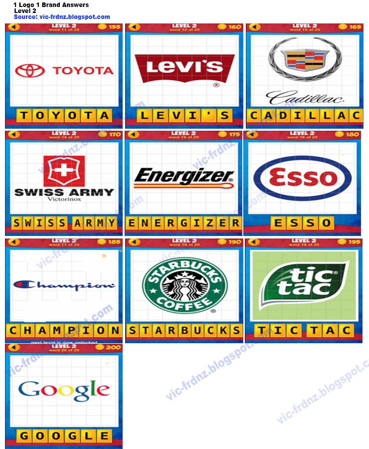 1 Logo 1 Brand