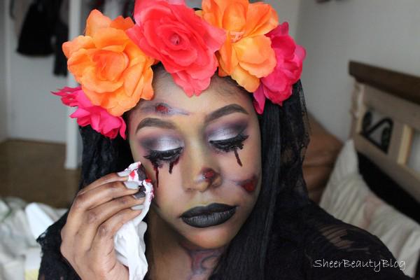 Dead Zombie bride