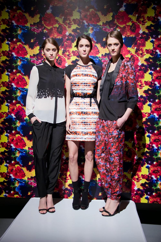 Sarah-Stevenson-For-Target-Canada, Spring-Collection, Blouse, Dress, Blazer