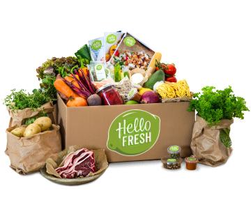 Click below to get $40 off your first order from HELLO FRESH!