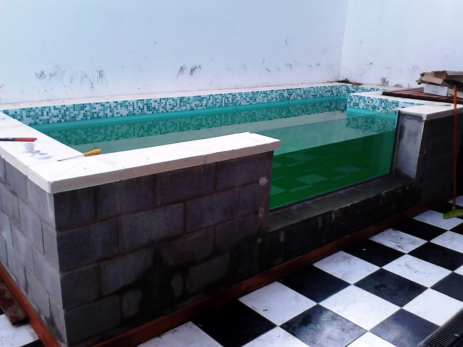 Construcci n de piscinas en terrazas y azoteas for Como hacer una piscina en una terraza