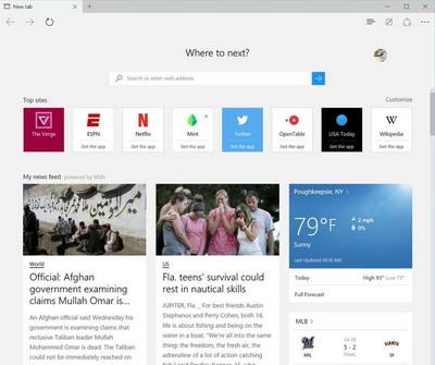 Kelebihan Microsoft Edge Dibanding Chrome