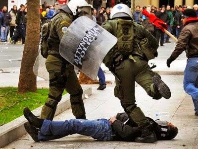 Essays police brutality