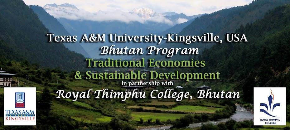 TAMUK in Bhutan