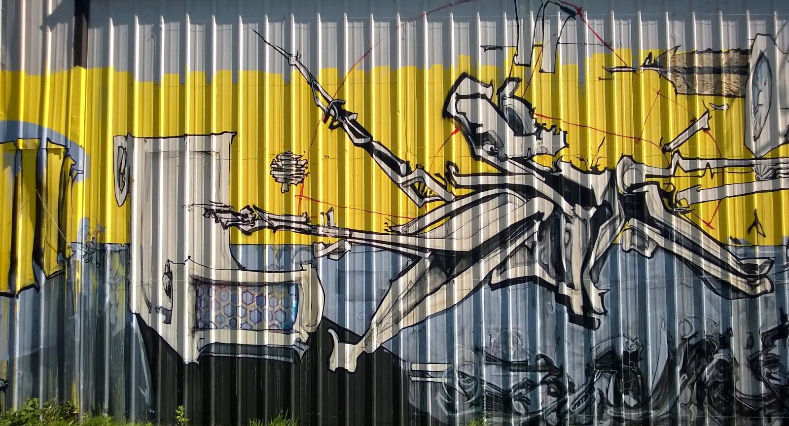 TravelMarx: Fremont Sunday Murals