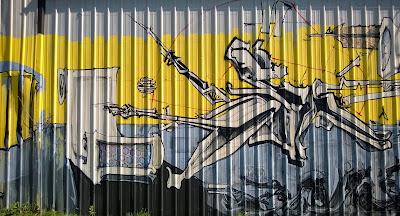Garage - Mural