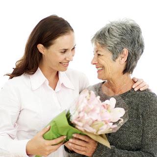 flores para mama Imagenes de mama